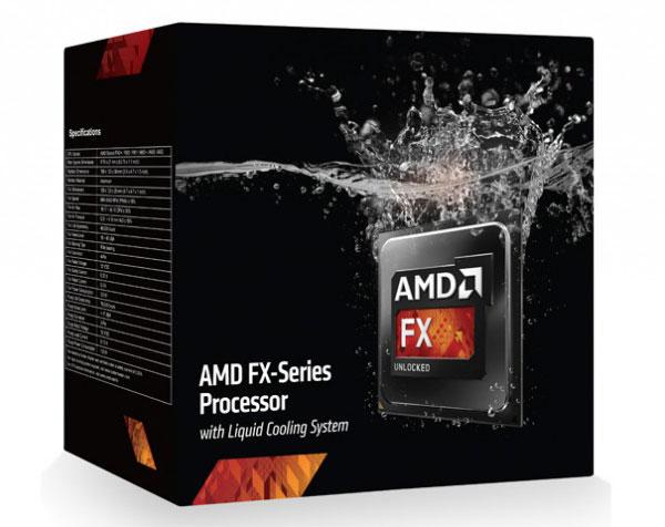 Ожидается, что вариант AMD FX-9590 с СВО будет стоить $360
