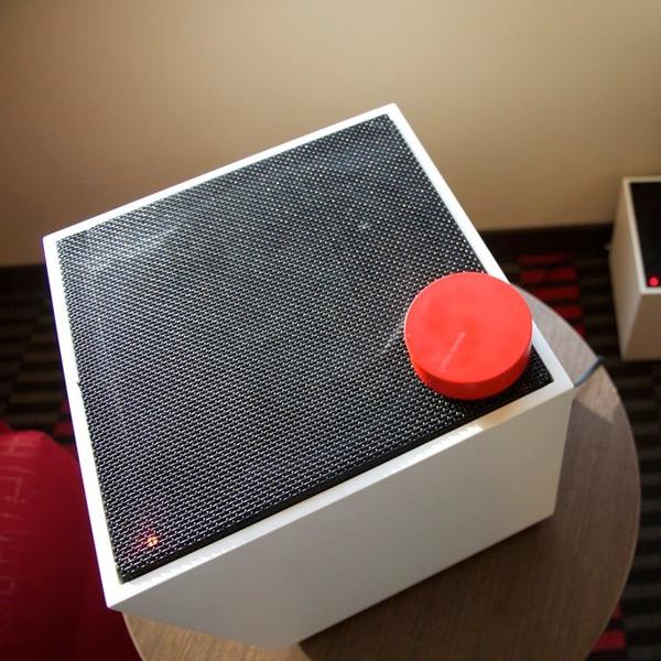 «Облачная» акустическая система Teenage Engineering OD-11 Cloud Speaker оснащена беспроводными интерфейсами