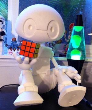 «Роботов 21 века» будут печатать на 3D принтерах
