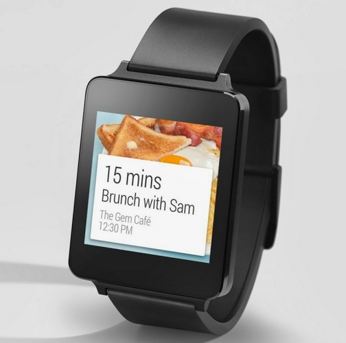 LG G Watch Snapdragon 400