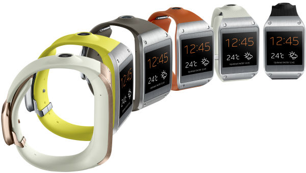 Samsung Galaxy Gear дешевеют