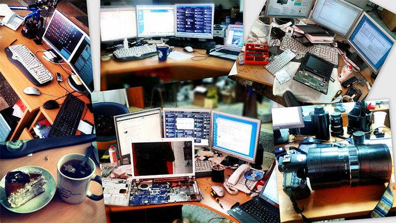 01 — Виртуализация рабочих мест. Что это и с чем едят