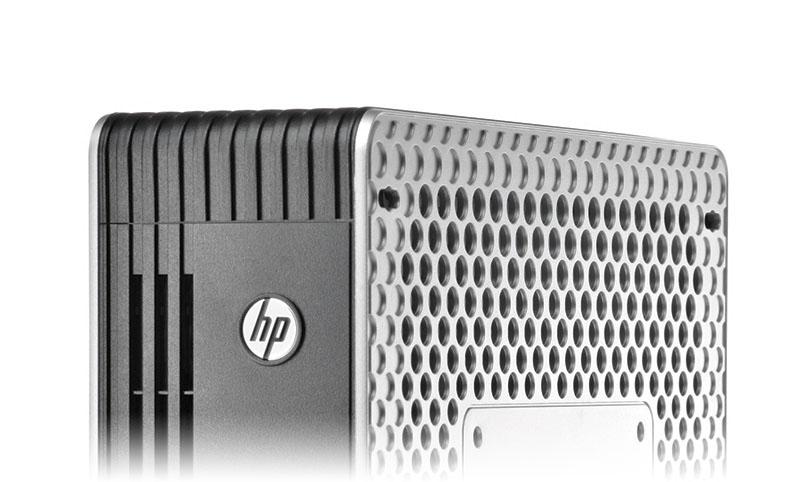 04 — HP T610+ тонкий клиент с широкоими возможностями