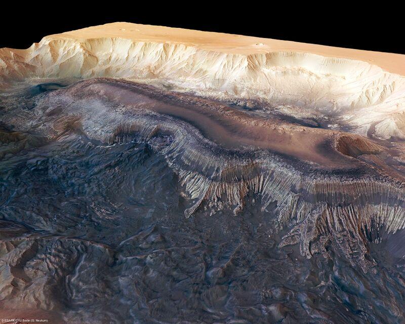 10 лет первой камере для съемки Марса в высоком разрешении