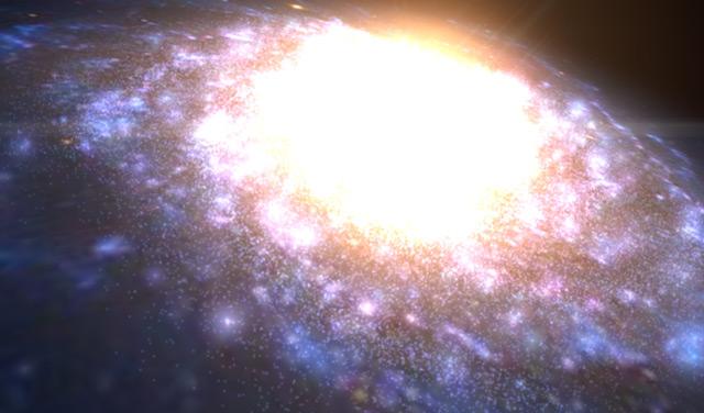 100.000 Stars, или карта галактики от Google
