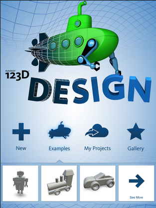 123D Design от Autodesk