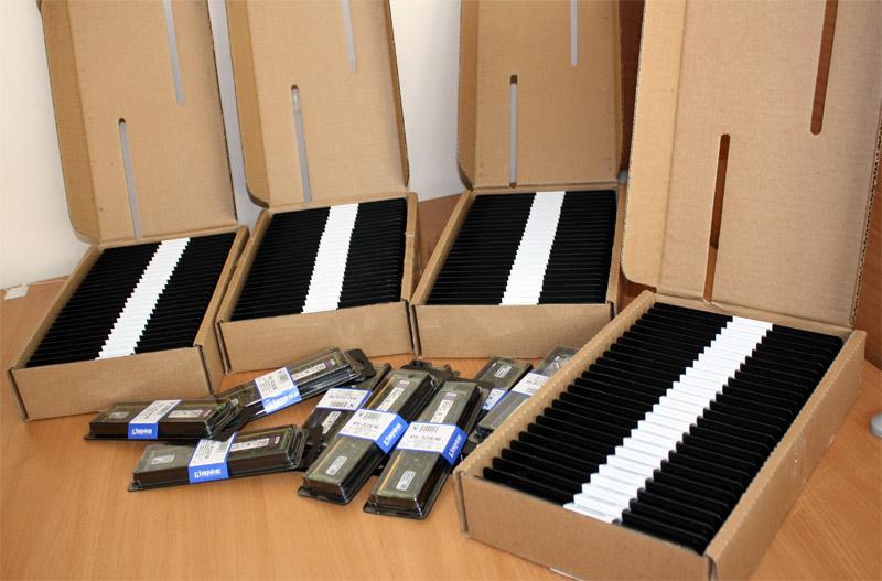 1760Гб памяти DDR III. Готовимся к сентябрю