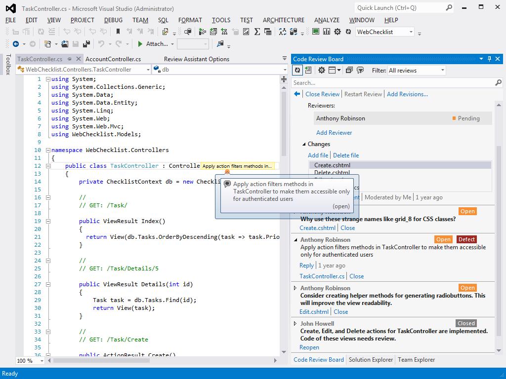 20 бесплатных дополнений для Visual Studio