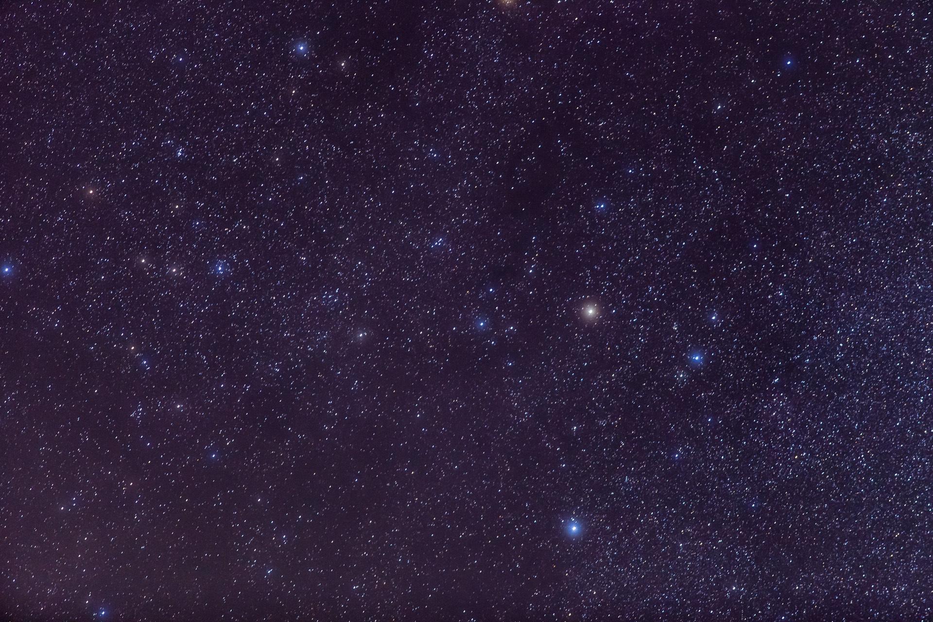 Полевые испытания астротрекера