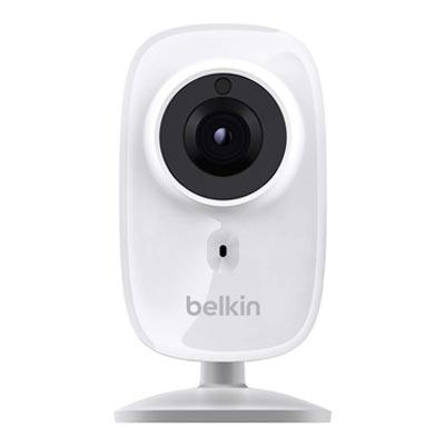 Камера Belkin NetCam HD+ поддерживает WeMo