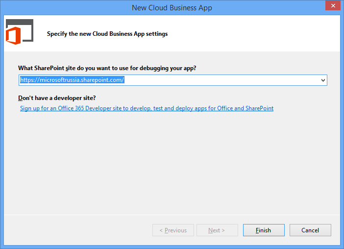 Office 365 Cloud Business Apps