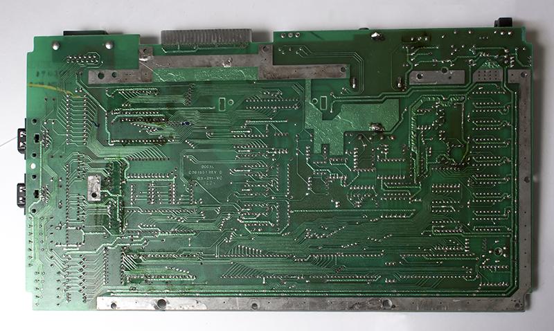 Atari 800XL: Смотрим, разбираем, включаем