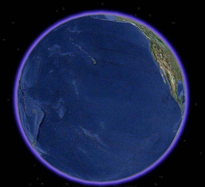 Google планирует прокладку собственного оптоволоконного кабеля по дну тихого океана