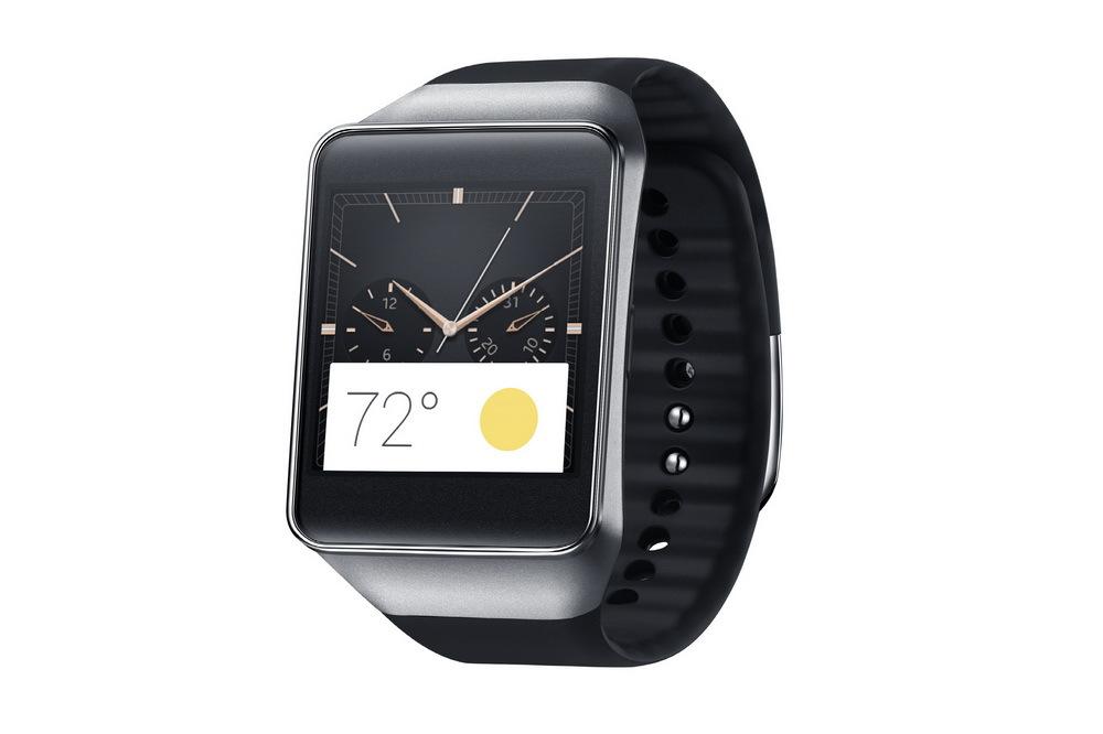 Линейка «умных» часов Samsung Gear Live выйдет на платформе Android Wear