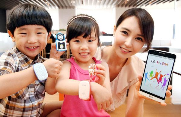 Запас автономности LG KiZON — 36 часов