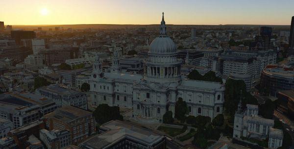 Лондон теперь доступен в 3D на Google Maps