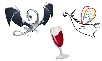 PVS-Studio, Clang, Wine