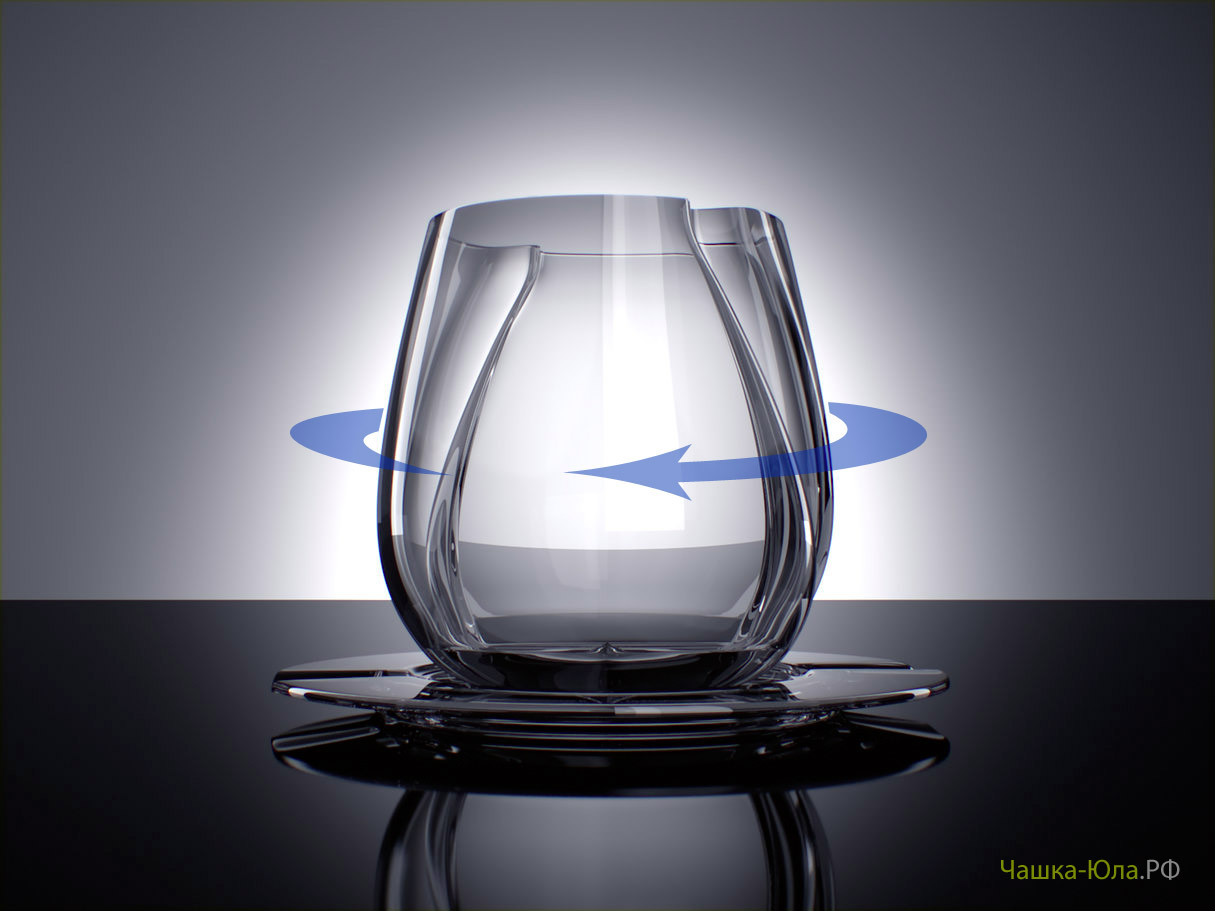 Cup PEGTOP (Чашка Юла) – забавный предмет или убийца чайных ложек?