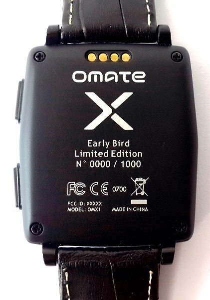 Смарт-часы Omate X