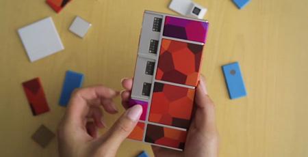 Прототип модульного смартфона Project Ara с процессором Rockchip будет показан в начале 2015 года