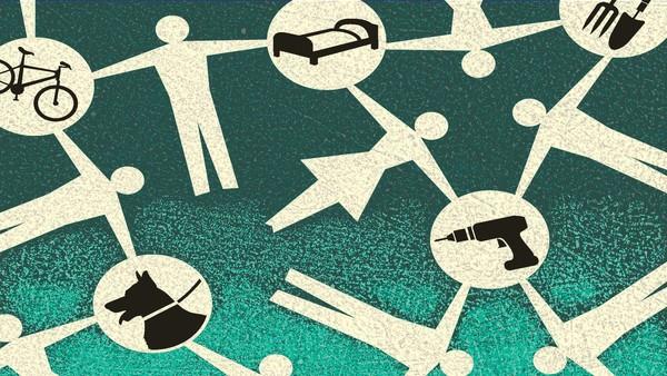 Экономика обмена. Альтернатива современной экономической модели