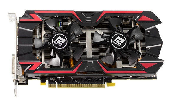 PowerColor TurboDuo R9 285 2GB GDDR5 OC