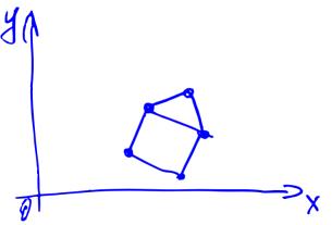 Как вращается камера в 3D играх или что такое матрица поворота