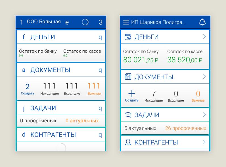 Контур.Эльба под Android. Записки разработчика