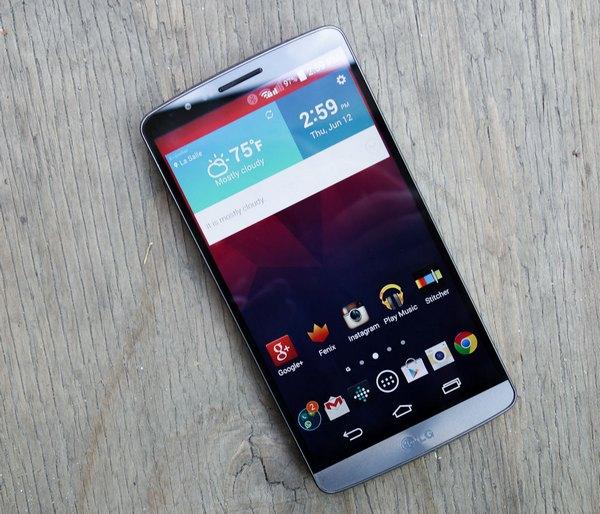LG G3 10 млн