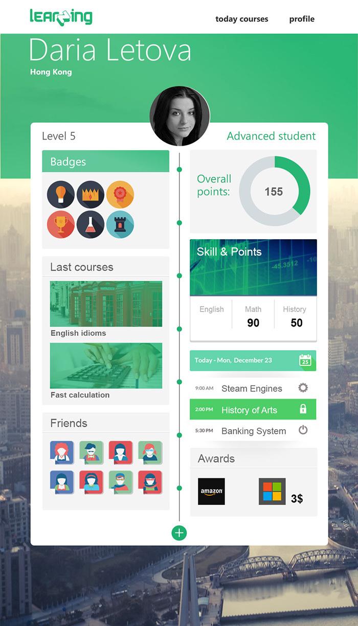 Как мы делали образовательную платформу: первое приложение