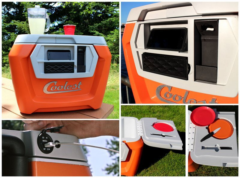 Kickstarter: сумка холодильник получила $10,6 млн, побив рекорд часов Pebble