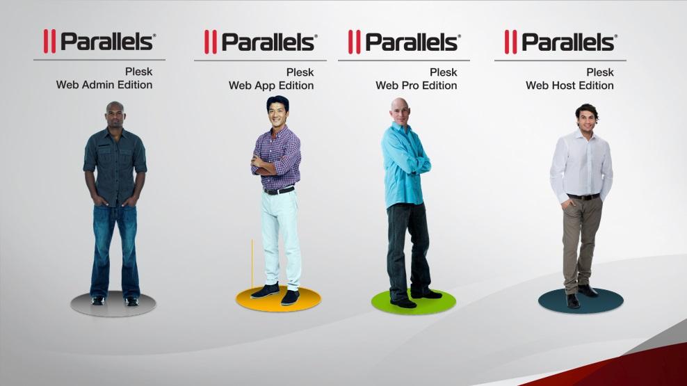Parallels Plesk 12: вот, новый поворот