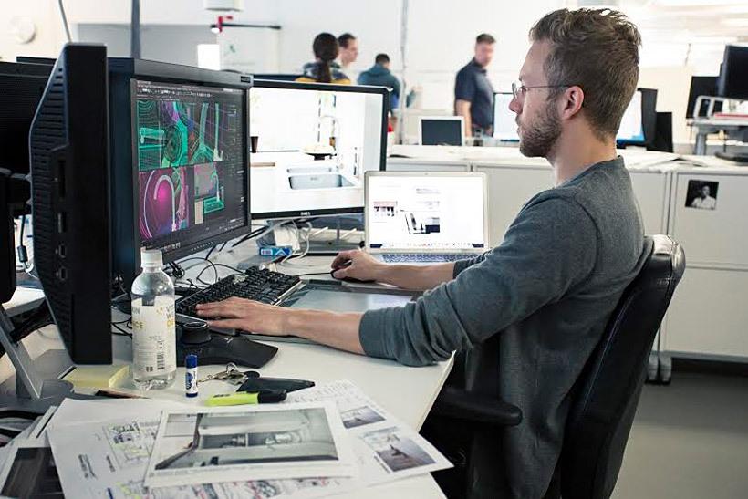 Рендеринг 3D иллюстраций для IKEA