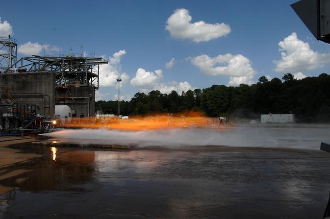 Отпечатанный на 3D принтере ракетный инжектор прошел испытания температурой в 3000 градусов Цельсия