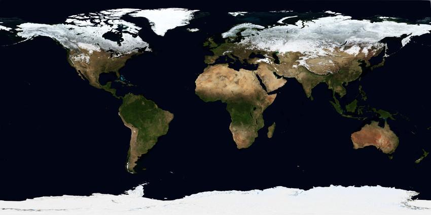 Географическая проекция