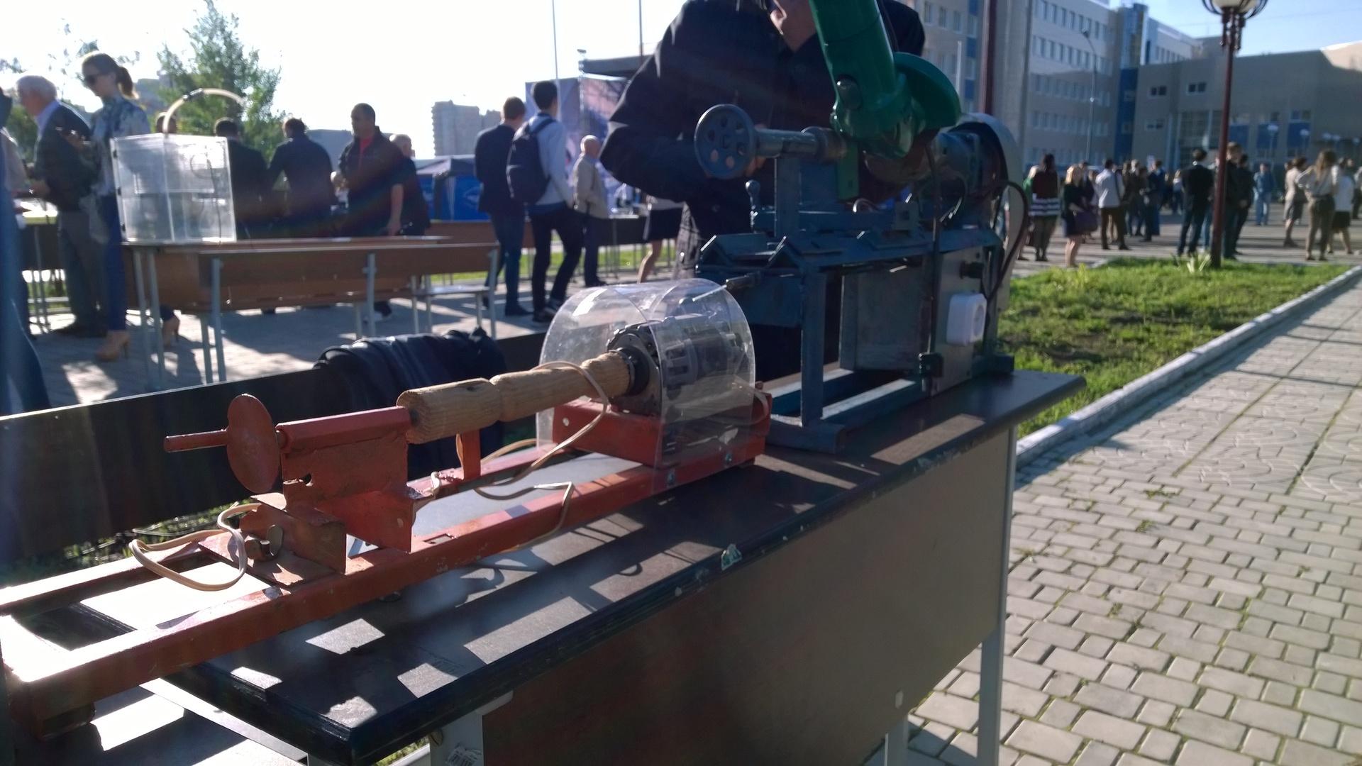 Фотоотчет с Инженерного фестиваля КАИ в Казани