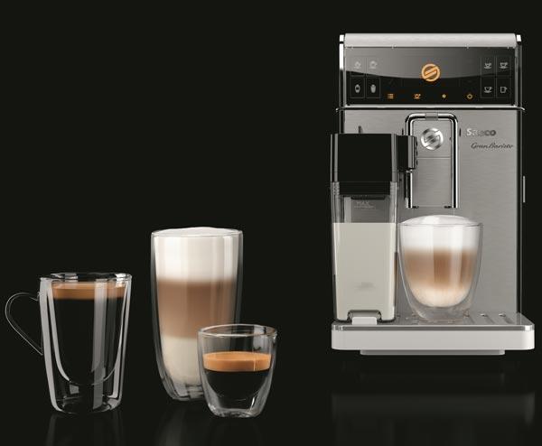 Кофемашина Philips GranBaristo Avanti появится в продаже в ноябре