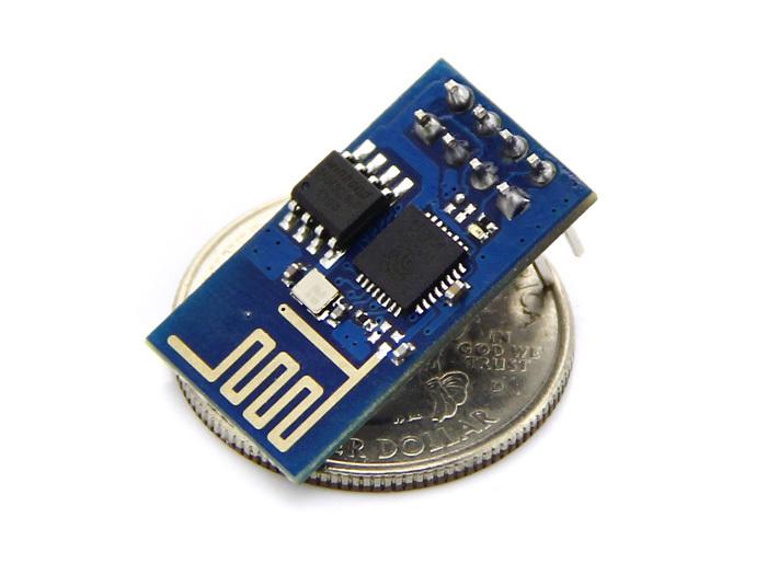ESP8266: Революция в мире интернета вещей