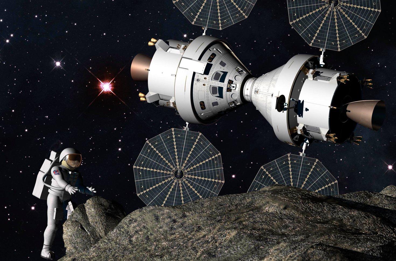 NASA завершило строительство первого модуля многоразового космического корабля Orion