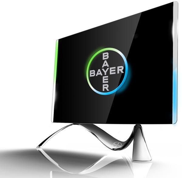 Армированный поликарбонат Bayer может принять любую форму