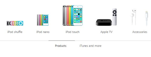 Последняя модель iPod, оснащенная знаменитым колесом управления Clickwheel, отправилась на пенсию