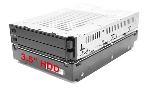 Предусмотрено включение накопителей в Raidon InTank iR2770 в конфигурации RAID 0 или RAID 1