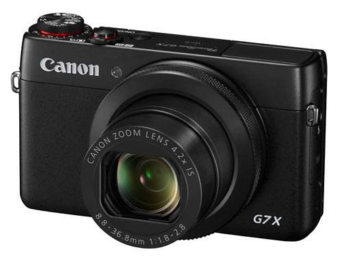 В камере Canon PowerShot G7 X будет установлен датчик типа CMOS формата 1 дюйм