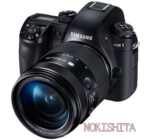 Камера Samsung NX1 получит защищенный от непогоды корпус из магниевого сплава