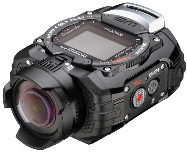 Камера Ricoh WG-M1 для любителей активного отдыха стоит $300