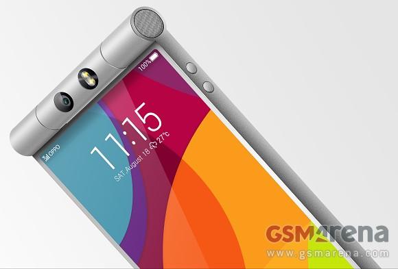Технические характеристики Oppo N3 пока неизвестны