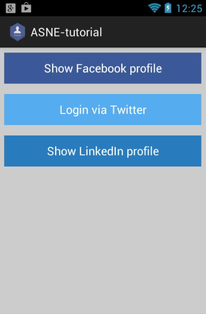 Простой и удобный способ добавления социальных сетей в Андроид приложение на примере Вконтакте и Одноклассники