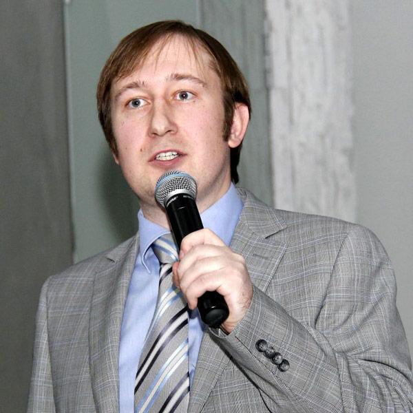 Алексей Нистратов, технический PR-менеджер Asus в России