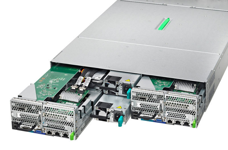 Fujitsu Fast Track для частного облака Microsoft