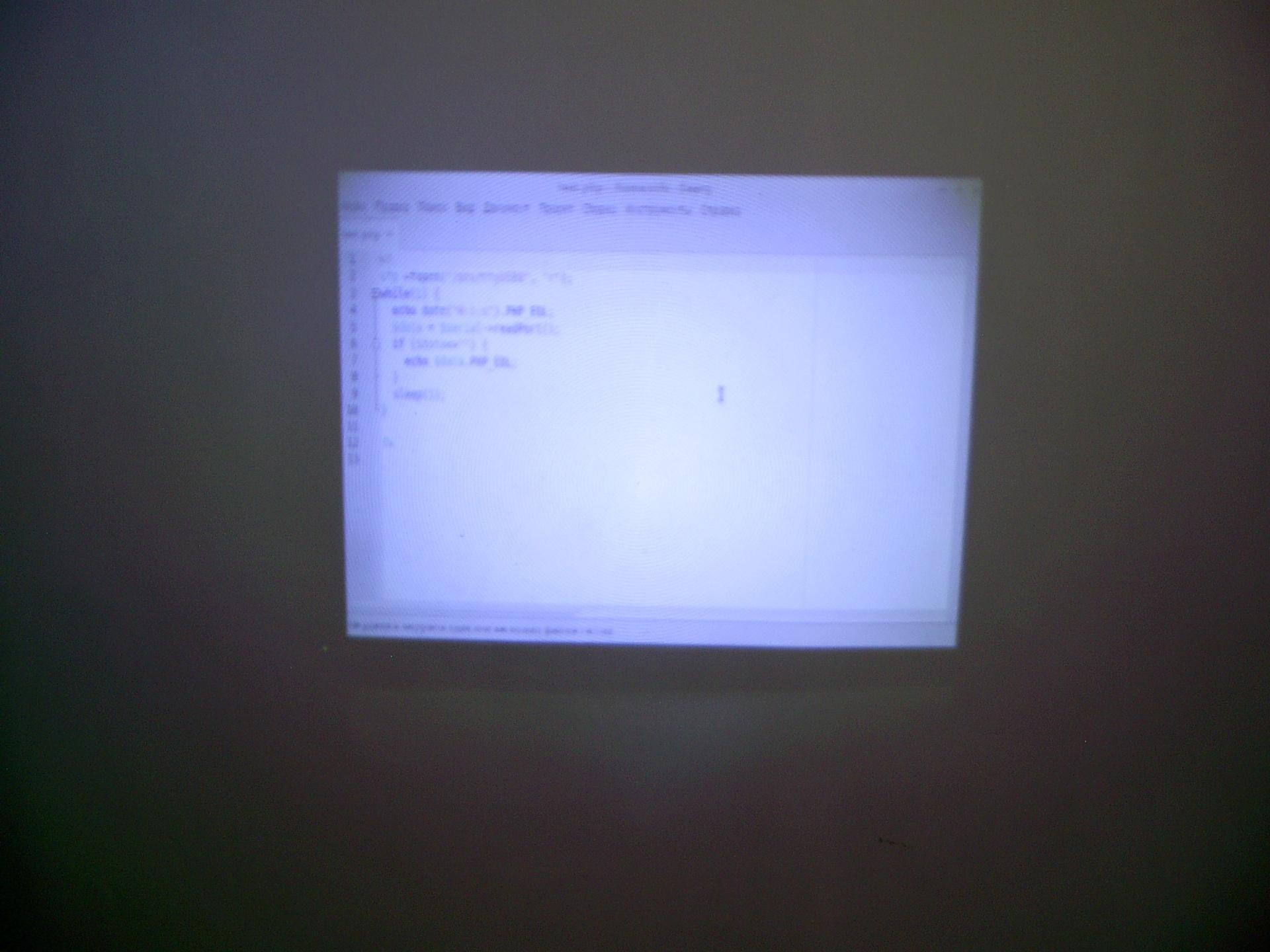 Проектор в составе умного дома. Часть первая. Обзор